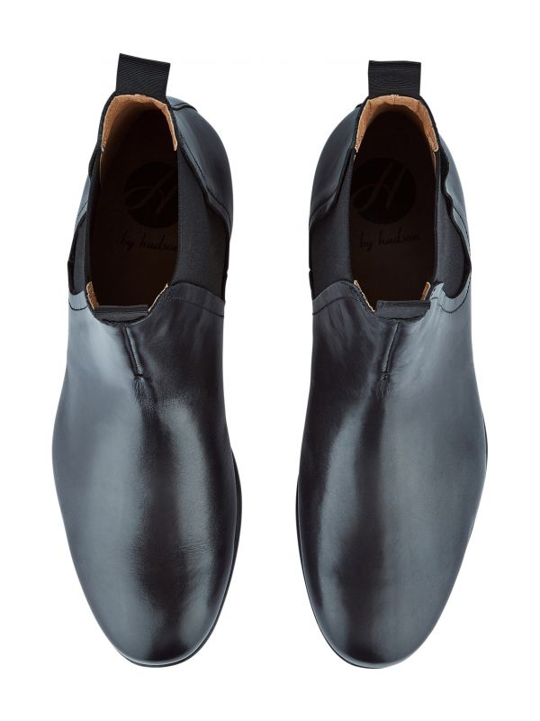Leather Chelsea Boot Atherstone Black