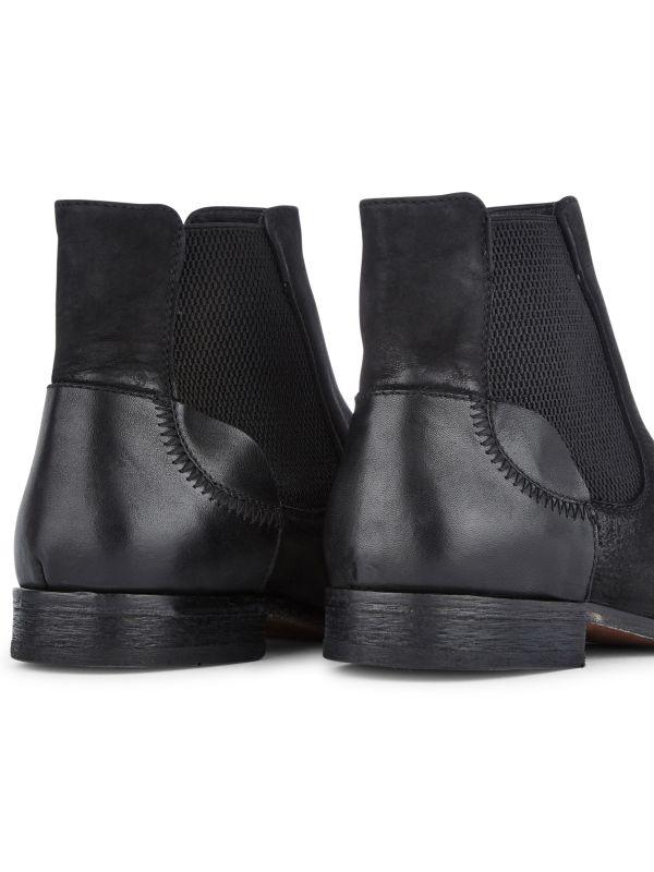 Chelsea Boot Azura Nubuck Black