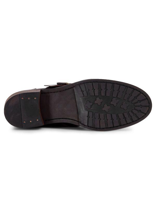 Womens Stanton Bordeaux Boot Sole