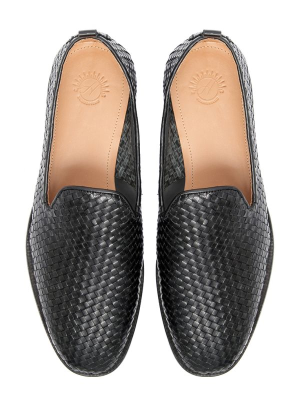 Weave Slip On Shoe Ipanema Black