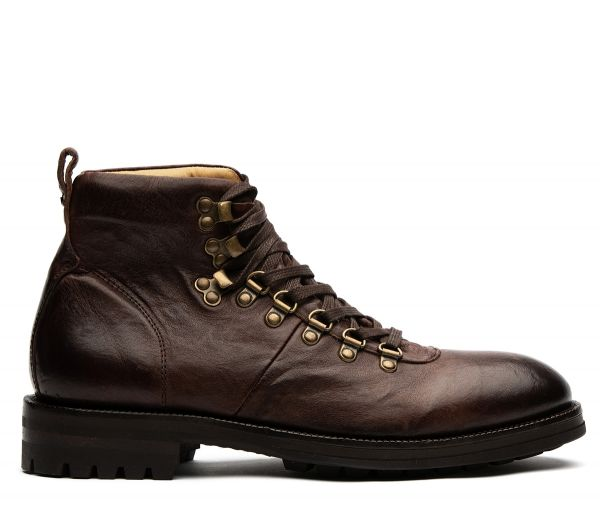 Brockman Brown Boot