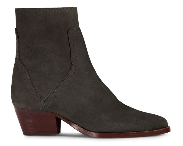 Womens Beryl Nubuck Smoke Boot