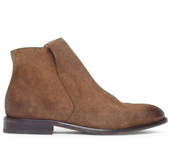 Ash Suede Tobacco Boot