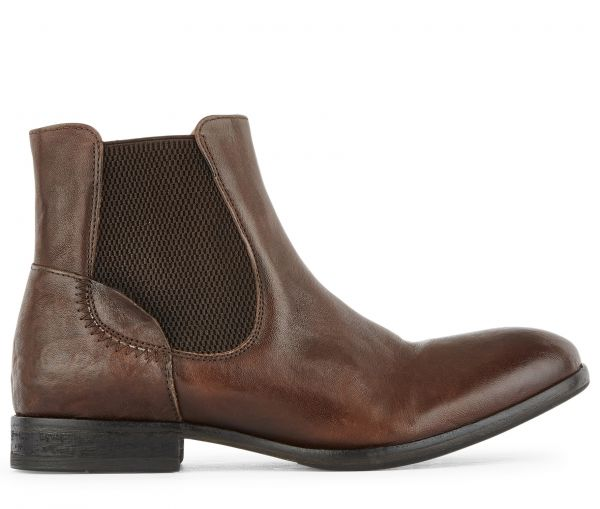 Chelsea Boot Azura Brown Side View