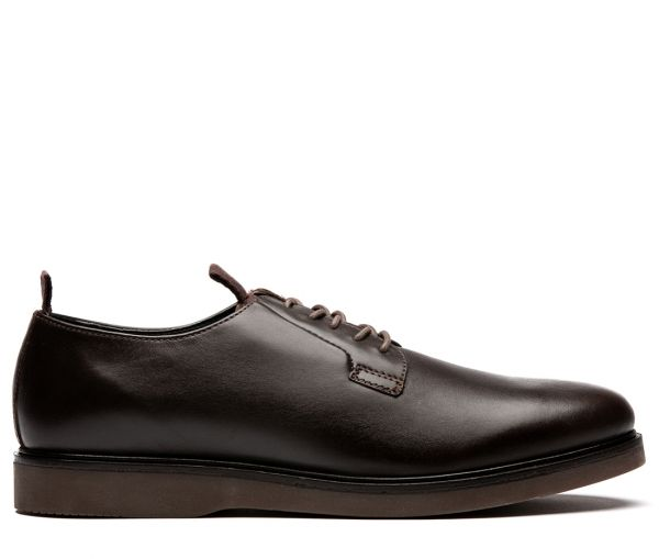 Calverston Brown Postman Shoe