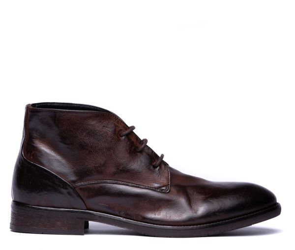 Iommi Brown Chukka Boot