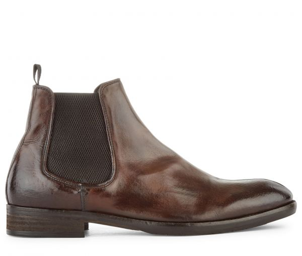 Kirchner Brown Chelsea Boot