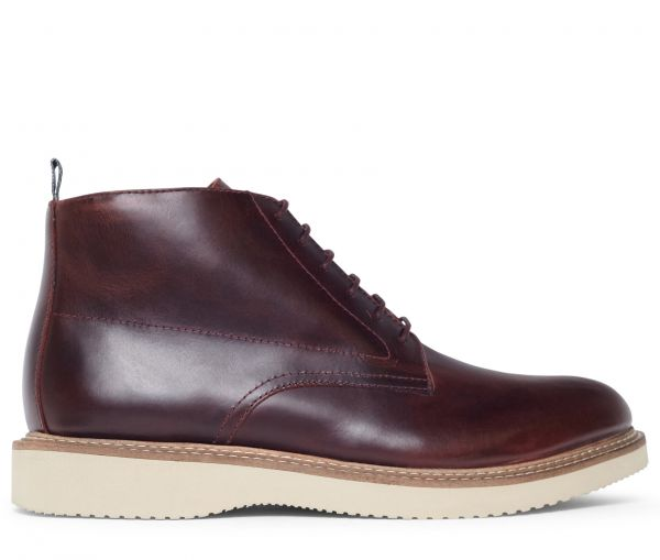 Miller Bordeaux Chukka Boot