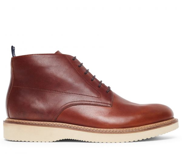 Miller Tan Chukka Boot