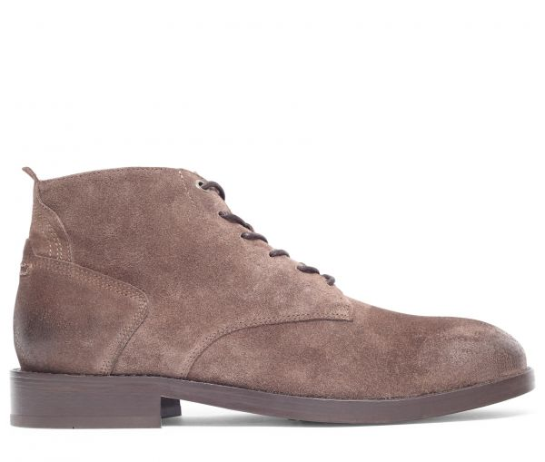 Morris Suede Brown Boot