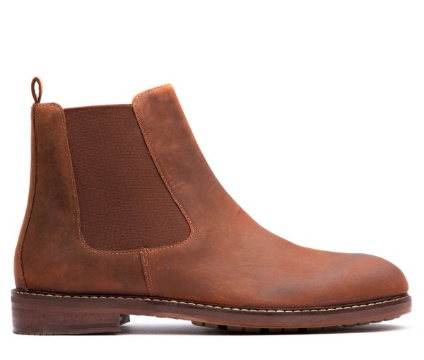 Rowan Tan Chelsea Boot