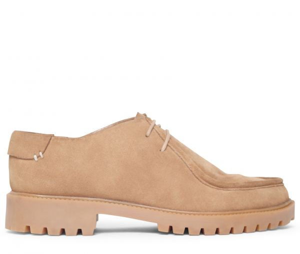 Sledge Suede Beige Shoe
