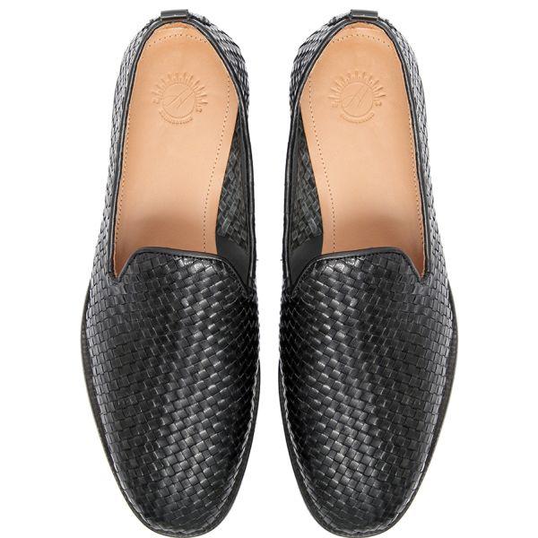 Weave Slip On Shoe Ipanema Black
