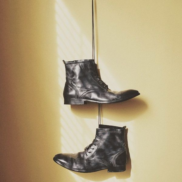Hudson London Swathmore Black Boot Lifestyle