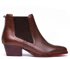Avery Brown Chelsea Boot