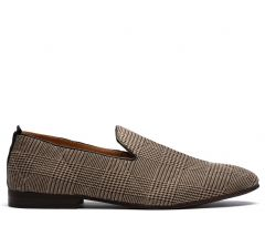 Cato Quilted Check Slip On