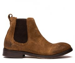Wistman Suede Tobacco Chelsea Boot