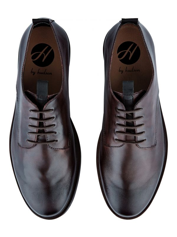 Leather Shoe Barnstable Brown