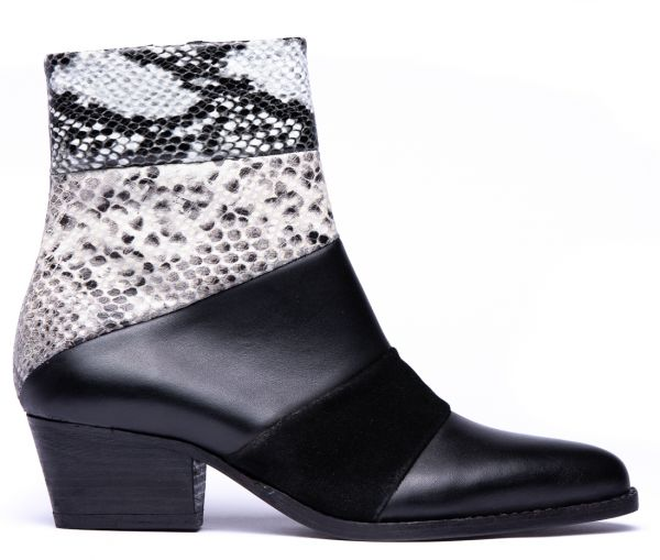 Astor Snake Print Multi Boot
