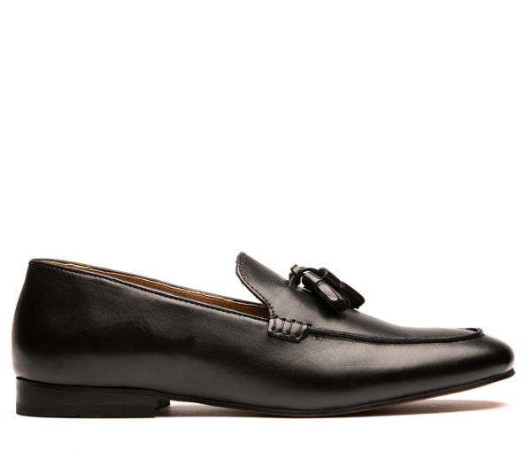 Bolton Black Loafer