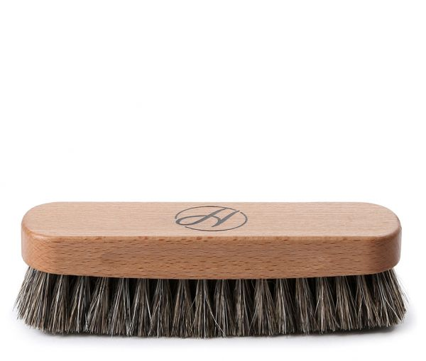 Light Horsehair Buffing Brush