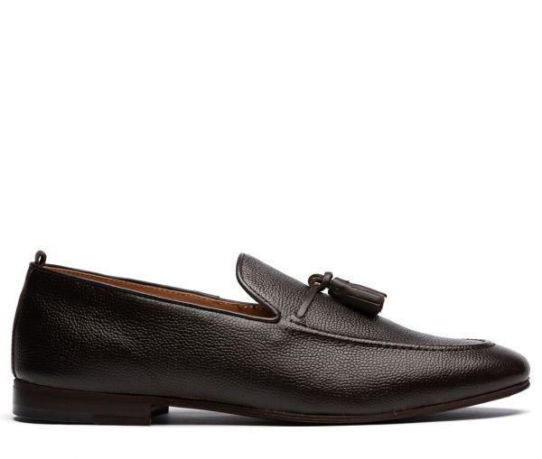 Cato Brown Tassel Loafer