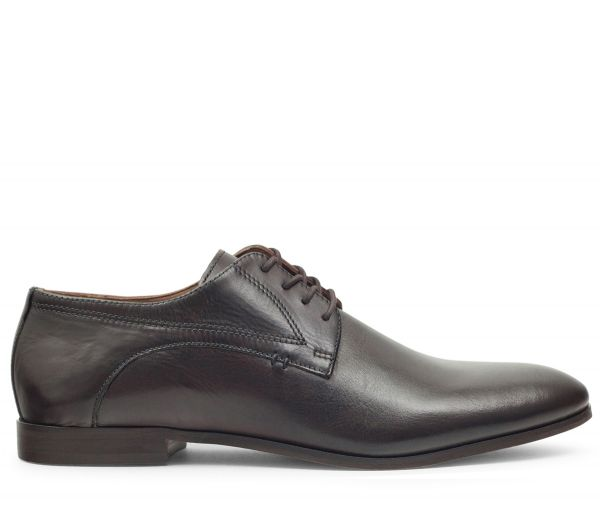 Craigavon Brown Derby Shoe