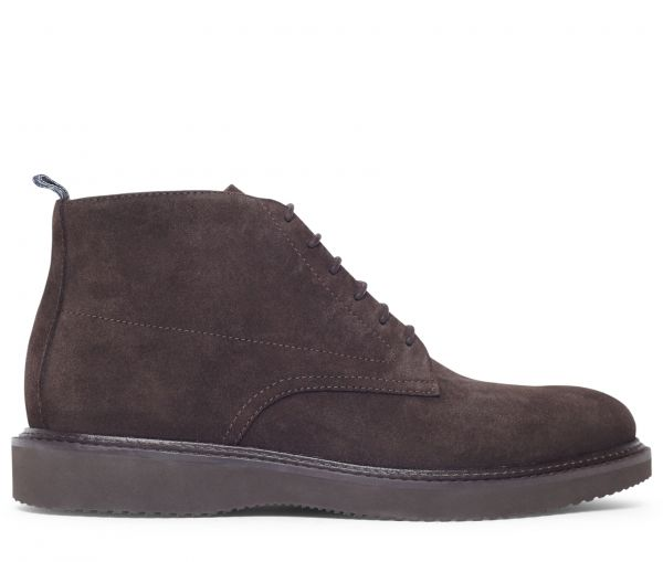 Miller Suede Brown Chukka Boot