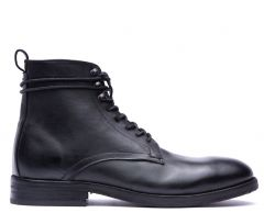 Yew Drum Dye Black Boot